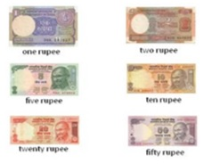 Maths class 2 Money