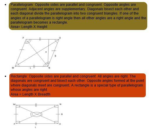 Maths class 8 Mensuration