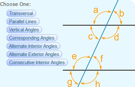 DEFINITION OF ALTERNATE EXTERIOR ANGLE