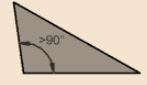 Definition of Obtuse Triangle